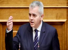 Μ. Χαρακόπουλος: Δέσμη μέτρων για πληγέντες αγρότες από απανωτές ζημιές παγετού