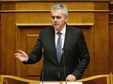 """Μ. Χαρακόπουλος στη Βουλή γαι εκλογικό νόμο: """"Απαίτηση των καιρών η σταθερή και στιβαρή κυβερνησιμότητα"""""""