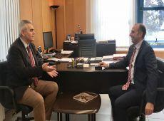 """Μ. Χαρακόπουλος: """"Να μην πληρώνουν διόδια οι δημότες Τεμπών"""""""