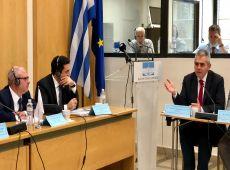 """Μ. Χαρακόπουλος: """"Μακριά από εθνικισμούς και άγονες εκκλησιαστικές αντιπαραθέσεις"""""""