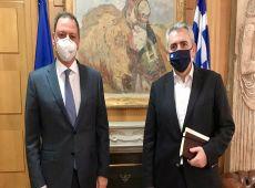 Μ. Χαρακόπουλος με Σπ. Λιβανό: Αναγκαίο ένα νέο ξεκίνημα στον πρωτογενή τομέα!