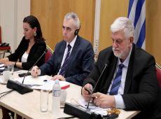 """Μ.Χαρακόπουλος σε Πολωνούς βουλευτές: """"Ζητούμε έμπρακτη αλληλεγγύη στο μεταναστευτικό"""""""