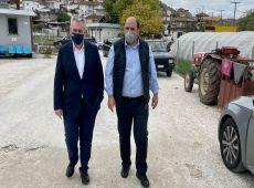 Μάξιμος με Τριαντόπουλο στο Δαμάσι: 14χιλιαρο και σε σεισμοπαθείς Τυρνάβου και Ελασσόνας